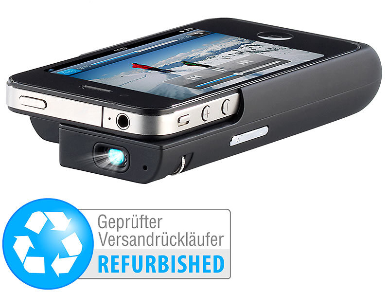 ; Mini-Beamer mit Video-Player (USB / SD) Mini-Beamer mit Video-Player (USB / SD)