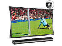 "SceneLights Portable Leinwand ""Cinema"" 152 cm (60"") Diagonale"